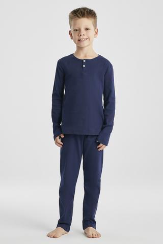 Set Pijama Boys Rib