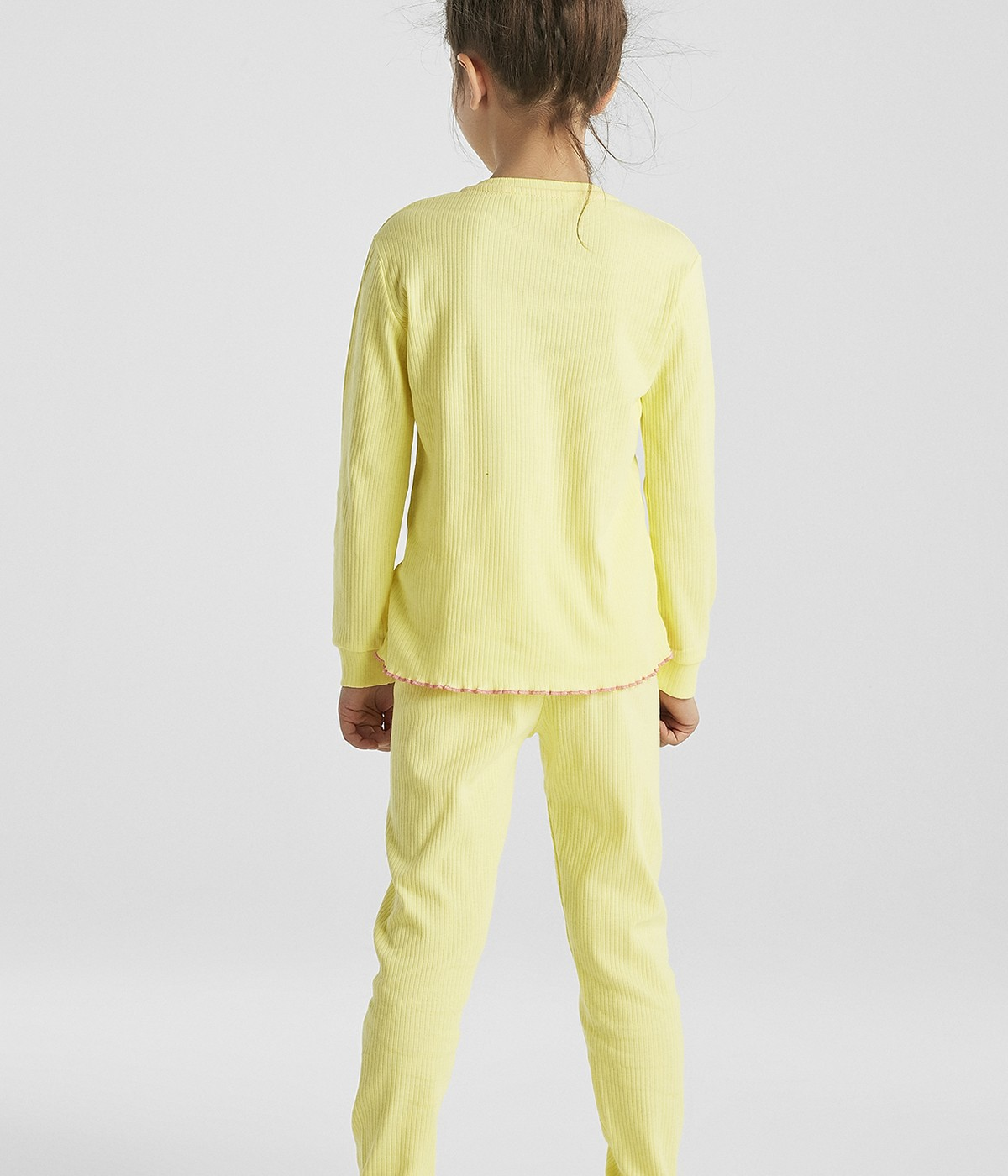 Set Pijama Feti?e Rib 2Buc.