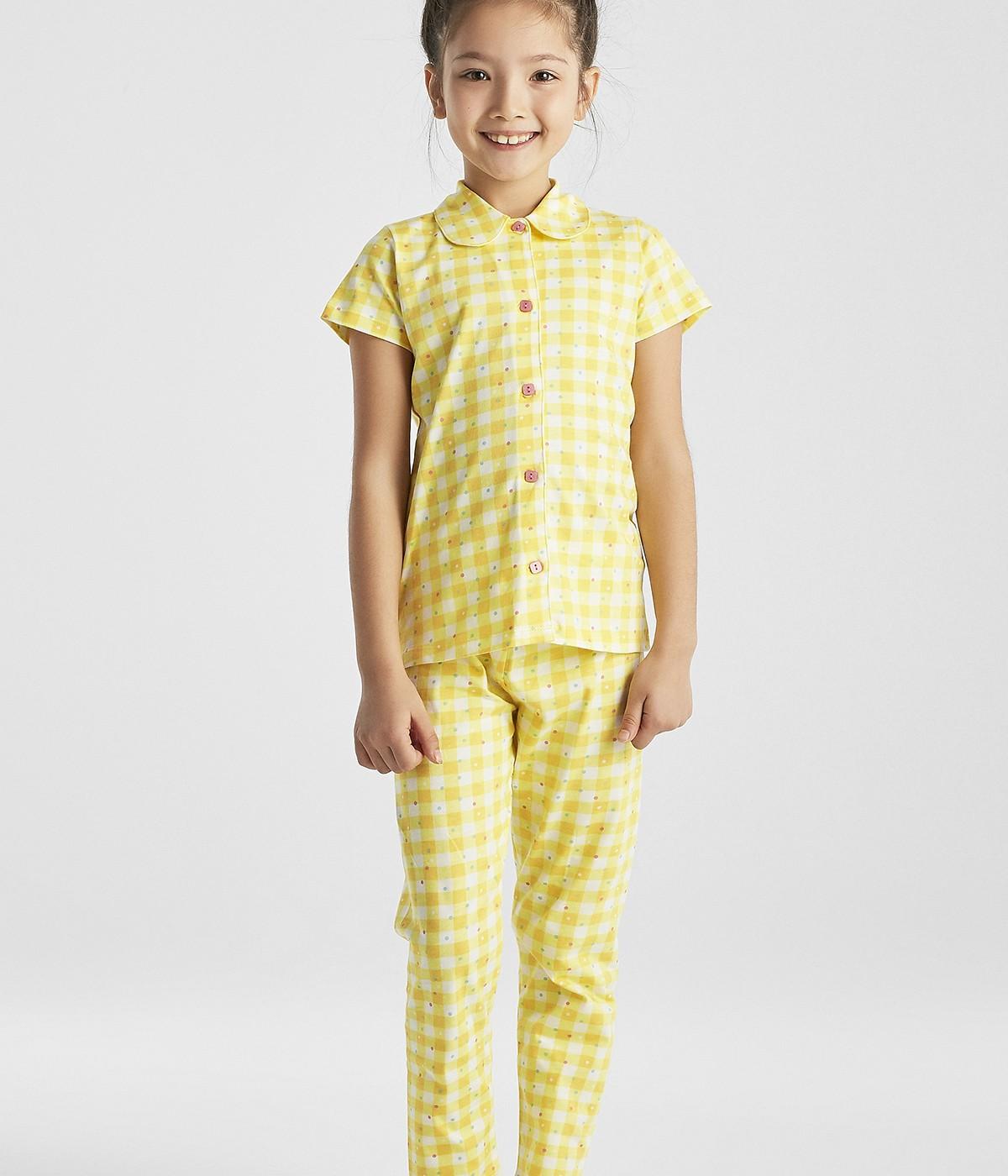 Set Pijama Feti?e Lemon 2 Buc.