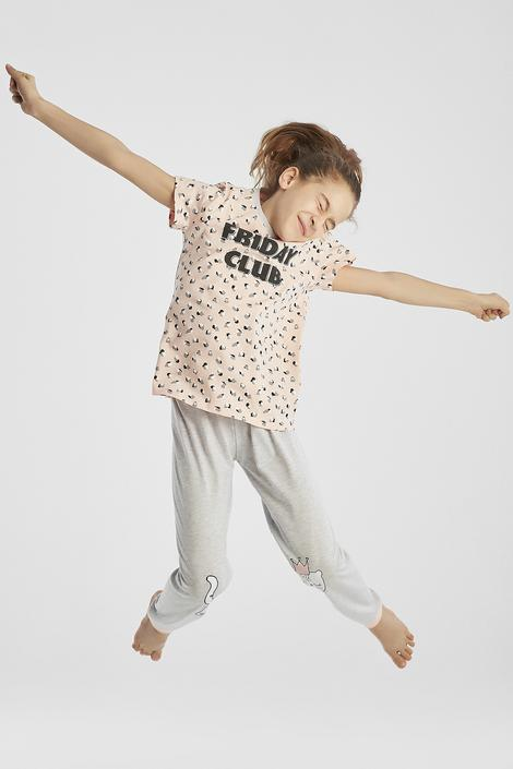 Set Pijama Teen Friday 2 Buc.