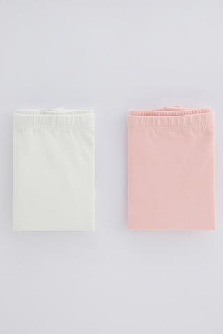 GIRLS BASIC LONG 2IN1 BOXER