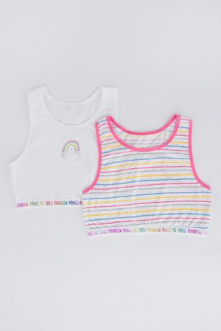 TEEN RAINBOW 2IN1 SPOR TANKS