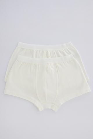 BOYS ORGANIC COTTON 2IN1 BOXER