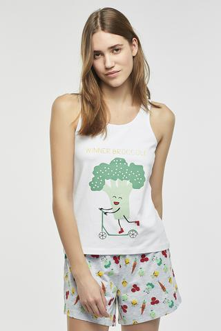 Set Pijama Veggies
