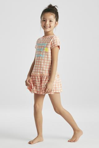 GIRLS PICNIC TIME DRESS