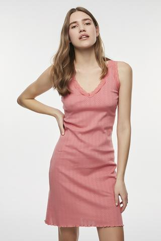 PEONY POINTEL DRESS