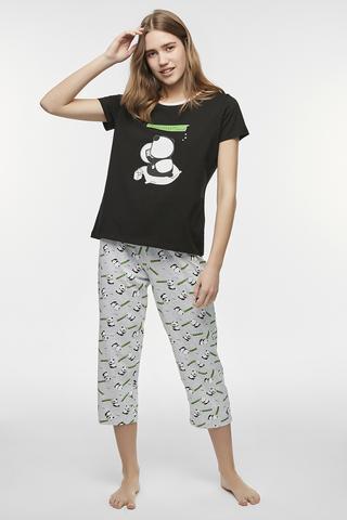 Set Pijama Curious Panda