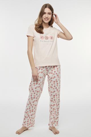 Set Pijama Peach Boys