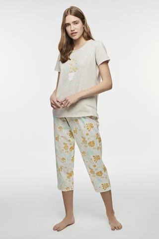 SET PIJAMA MONSTERA