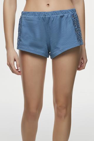 Pantaloni Scurți Smokey Lace