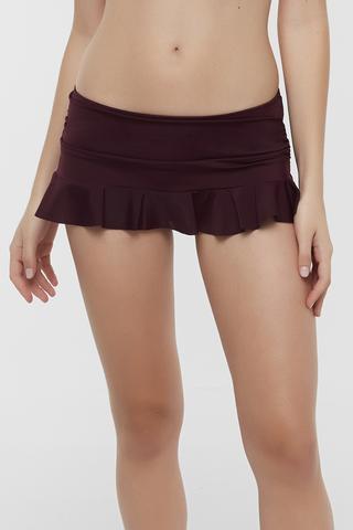 Slipi bikini Basic Skirtkini