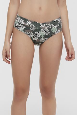 Bikini Chilot Leaves Wrap