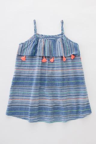 GIRLS TASSEL DRESS