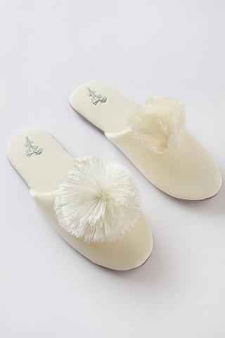 BRIDAL POM Papuci