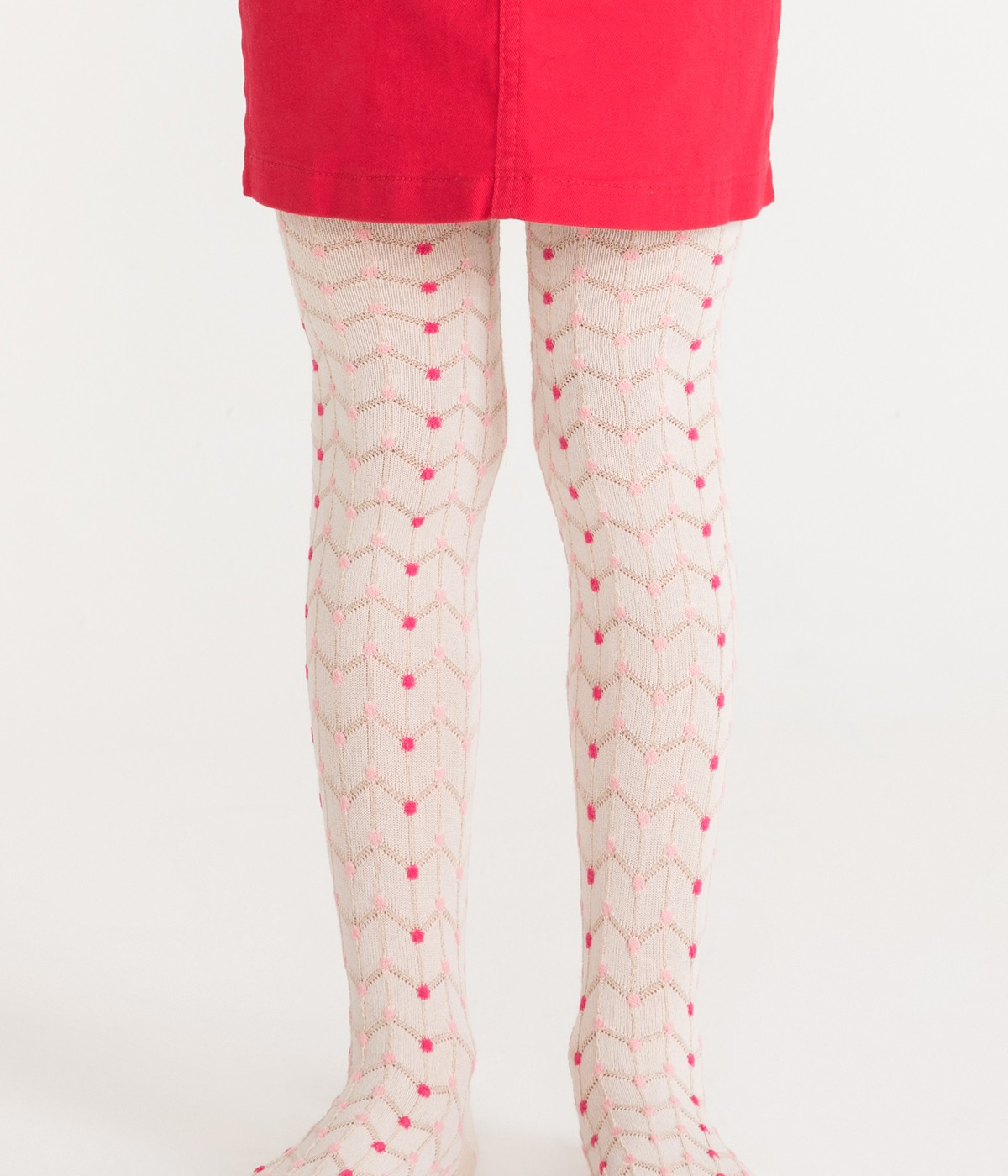 Ciorapi Cu Chilot Pretty Spotty