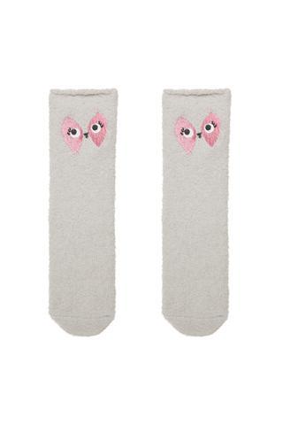 Fetițe Owl Șosete Lungi