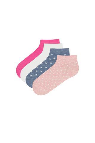 G.MAIN 4In1 Liner Socks