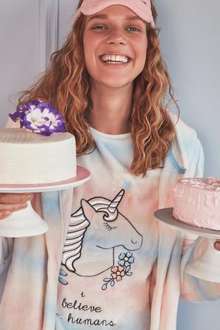 Fluffy Unicorn Sweatshirt