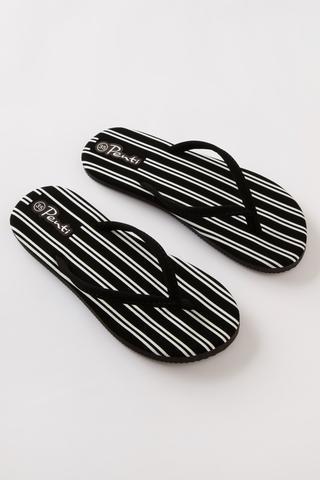 Papuci Zebra