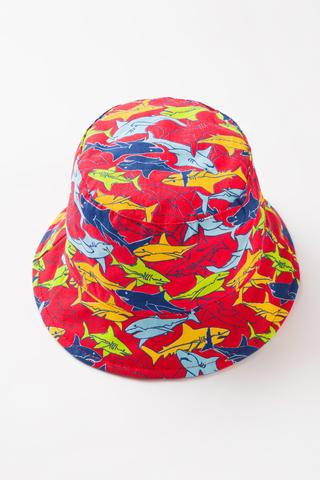 Boys Shark Hat
