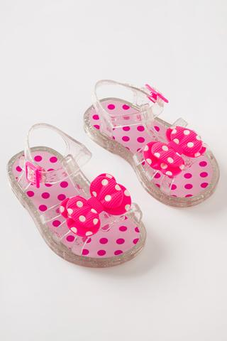 Girls Cute Jelly Shoes