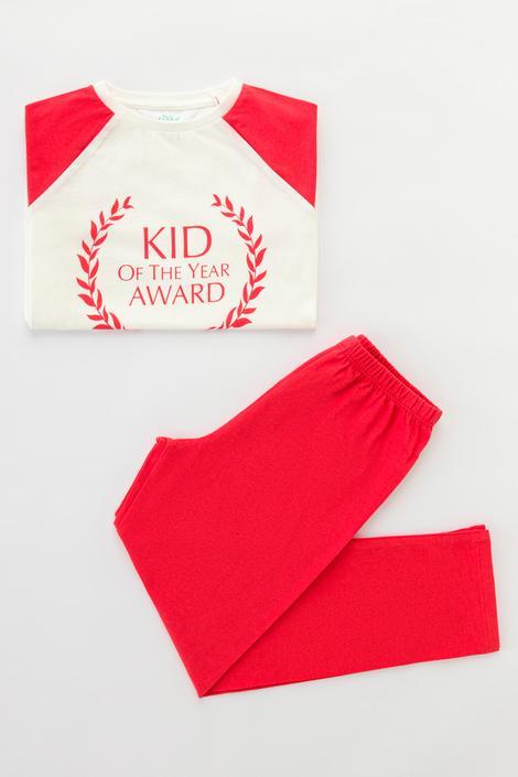 Set Pijama Feti?e Family Award 2 Buc.