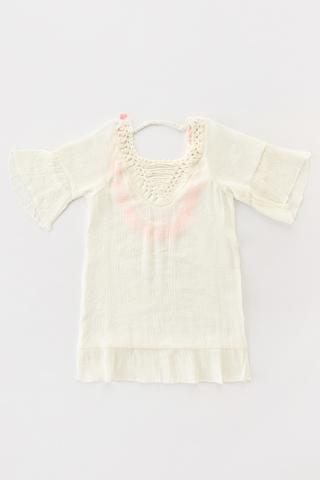 GIRLS TASSEL KAFTAN