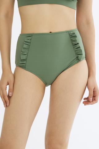 Bikini Chilot Vera High Ruffle