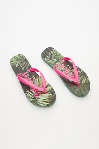 Papuci Zigzag Shiny