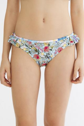 Bikini Chilot Lisa Frill Side