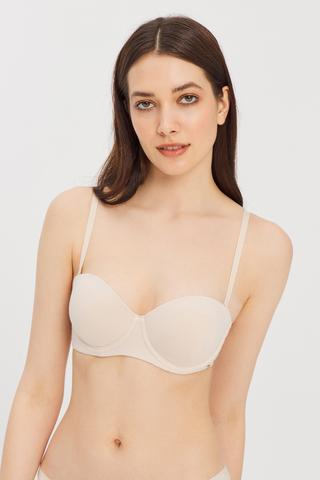 Pop Up Cotton Bra