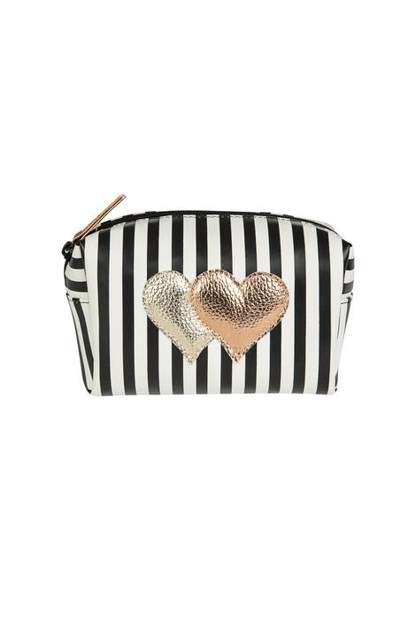Heart Cosmetics Bag