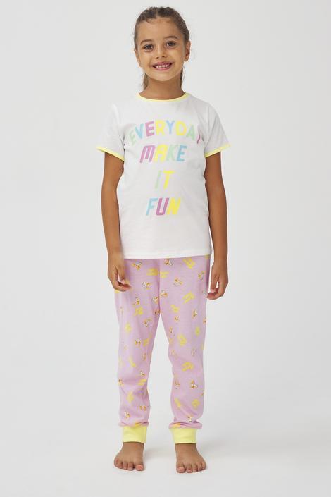 Set Pijama Feti?e Main Miami 4 Buc.
