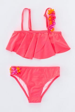 Set Bikini Rosy Pe Umar Feti?e