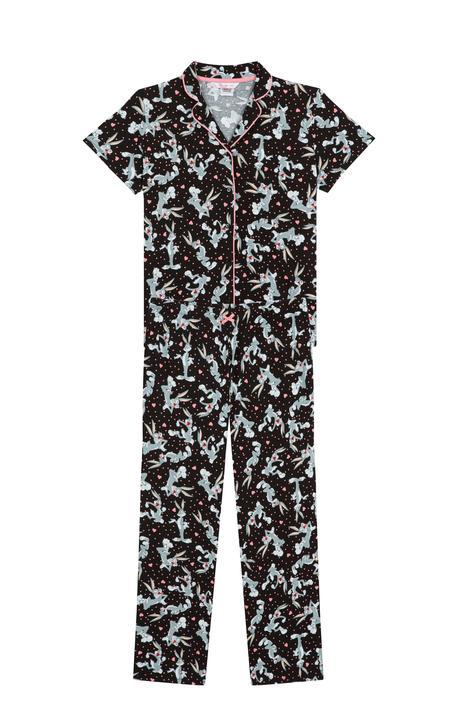 Set Pijama Lic Dark Bugs SS