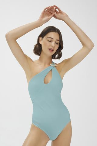 Costum Baie Serenity One Shoulder