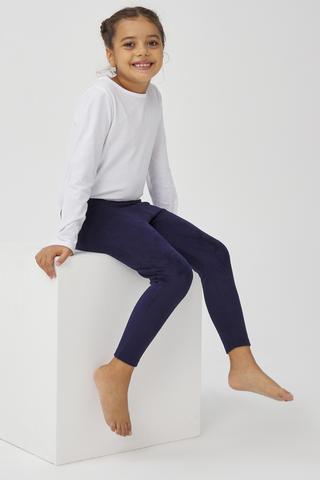 Girl Velvet Legging