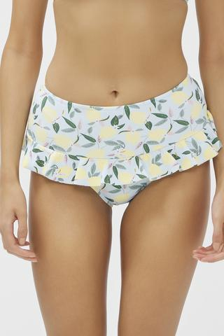Bikini Chilot Lemon Mini Skirt