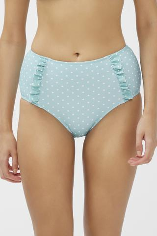 Bikini Chilot Nora High Ruffle