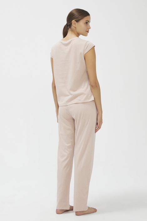 Set Pijama Base Pink