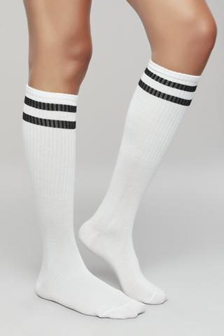 Long Cool Knee Socks