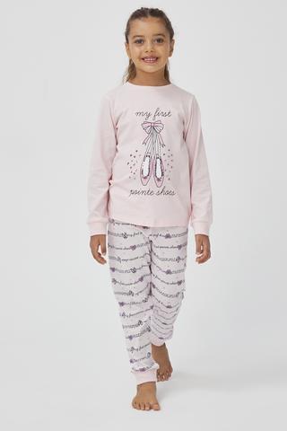 Set Pijama Feti?e Shoes 2 Buc.