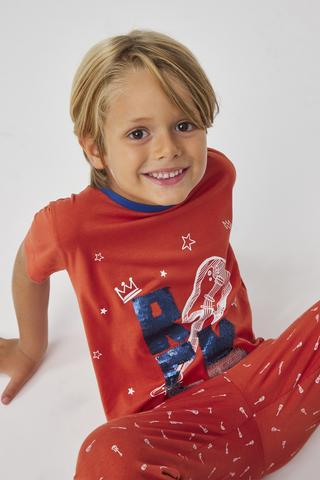 Boys Rock 2in1 PJ Set