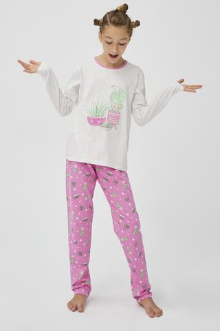 Set Pijama Teen Cute Land 2Buc.