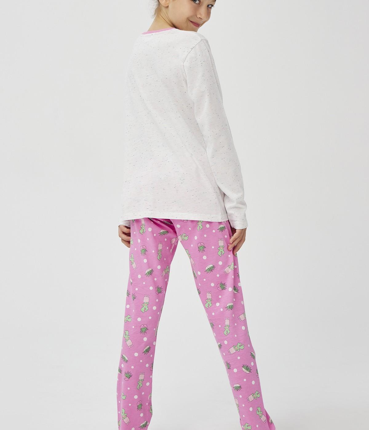 Set Pijama Teen Cute Land 2Buc.