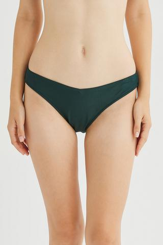 Bikini Chilot Ribbed V