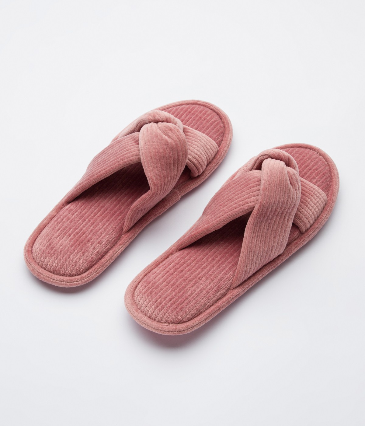 Papuci Corduroy