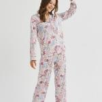 Set Pijama Giant Floral