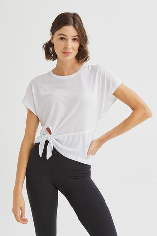Tricou Knotted