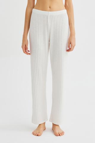 Pantoloni Soft Rib